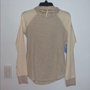 NWT Lightweight Columbia Sweatshirt Size Medium